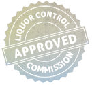 Illinois Liquor Control Commission Approval Seal
